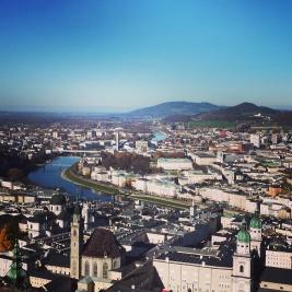 Blick von der Hohensalzburg