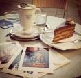 Briefkastenliebe im Café Fürst