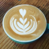 Demeter, Finest Latte Art.