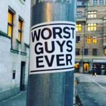 Tindern in Schweden.
