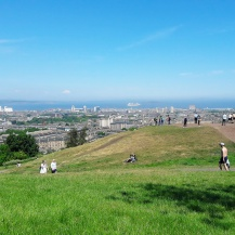 Monument Hill, Blick auf Forth Firth