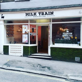 Milk Train, London